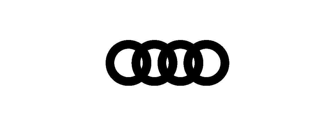 Audi-logo-syscotec-kuehldecke